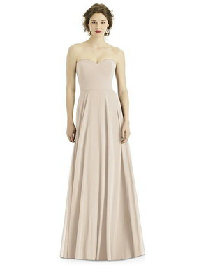 After Six Bridesmaid style 1504 - Lux Chiffon - Curated By Wedding Chicks