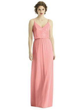 After Six Bridesmaid style 1506 - Lux Chiffon - Curated By Wedding Chicks