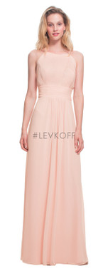 #LEVKOFF - Bill Levkoff Bridesmaid Dress Style 7018 - Chiffon