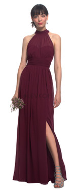 #LEVKOFF - Bill Levkoff Bridesmaid Dress Style 7019 - Chiffon