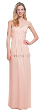 #LEVKOFF - Bill Levkoff Bridesmaid Dress Style 7020 - Chiffon