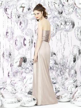 Dessy Social Bridesmaids Dress 8121