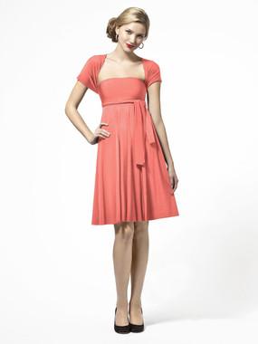 Little Twist Dress by Dessy