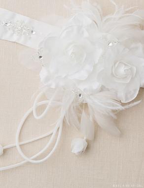 Bel Aire Bridal Wedding Belt BT001