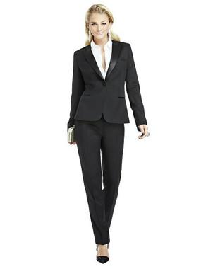 After Six Marlowe Women's Tuxedo Jacket by Dessy