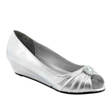 Anette by Dyeables Style Silver Metallic - 31413