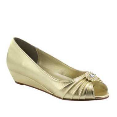 Anette by Dyeables Style Gold Metallic - 31513