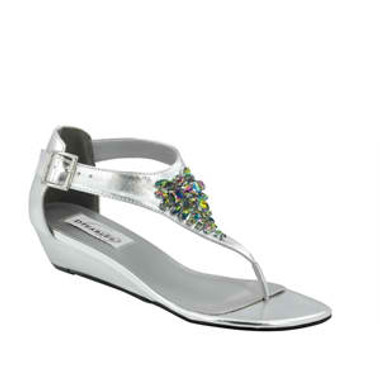 Cleo by Dyeables Style Silver Metallic - 29913