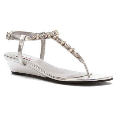 Myra by Dyeables Silver Metallic - 34514