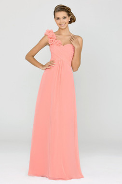 Alexia Designs Bridesmaids Style 4152 - Bella Chiffon