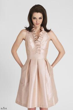 Alexia Designs Bridesmaids Style 4110 - Poly Shantung