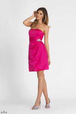 Alexia Designs Bridesmaids Style 4098 - Satin/Chiffon