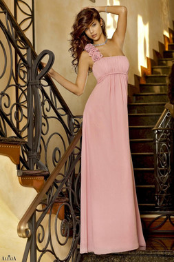 Alexia Designs Floor Length Style 4042 - Bella Chiffon
