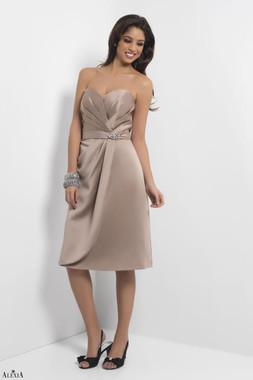 Alexia Designs Bridesmaids Style 4086 - Satin/Chiffon