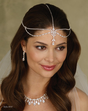 Marionat Bridal Headpieces 8537 - Marionat Bridal Accessories