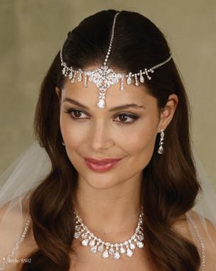 Marionat Bridal Headpieces 8502 - Marionat Bridal Accessories