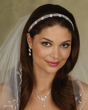 Marionat Bridal Headpieces 8489 - Marionat Bridal Accessories