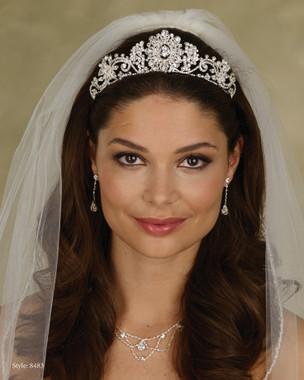 Marionat Bridal Headpieces 8483 - Marionat Bridal Accessories