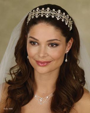 Marionat Bridal Headpieces 8481 - Marionat Bridal Accessories