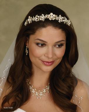 Marionat Bridal Headpieces 8480 - Marionat Bridal Accessories