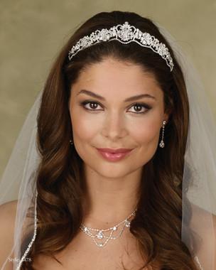 Marionat Bridal Headpieces 8478 - Marionat Bridal Accessories