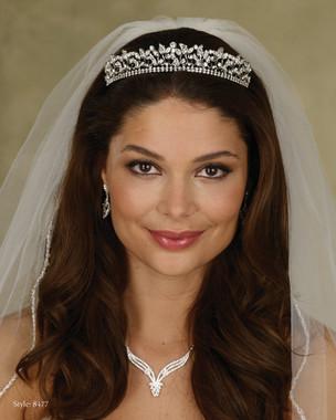 Marionat Bridal Headpieces 8477 - Marionat Bridal Accessories