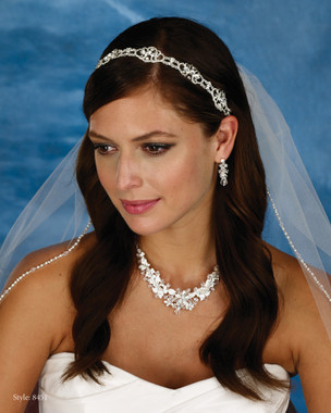 Marionat Bridal Headpieces 8451 - Marionat Bridal Accessories