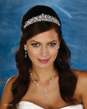 Marionat Bridal Headpieces 8445 - Marionat Bridal Accessories