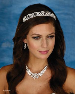 Marionat Bridal Headpieces 8440 - Marionat Bridal Accessories