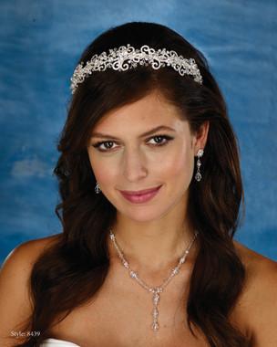 Marionat Bridal Headpieces 8439 - Marionat Bridal Accessories
