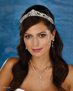 Marionat Bridal Headpieces 8436 - Marionat Bridal Accessories