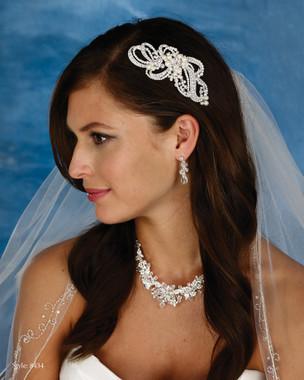 Marionat Bridal Headpieces 8434 - Marionat Collection