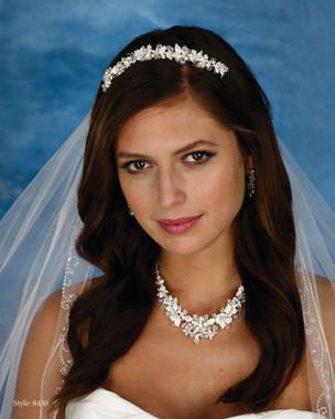 Marionat Bridal Headpieces 8430 - Marionat Bridal Accessories