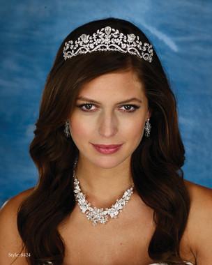 Marionat Bridal Headpieces 8424 - Marionat Bridal Accessories
