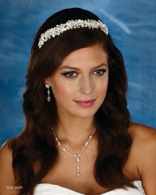 Marionat Bridal Headpieces 8409 - Marionat Bridal Accessories