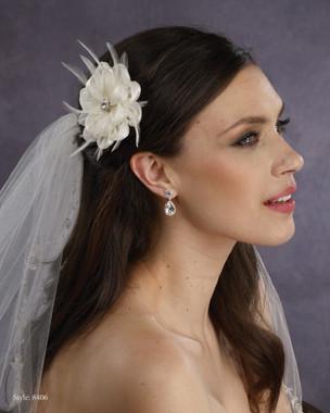 Marionat Bridal Headpieces 8406 - Marionat Bridal Accessories
