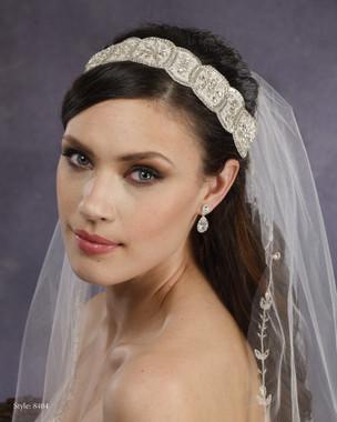 Marionat Bridal Headpieces 8404 - Marionat Bridal Accessories