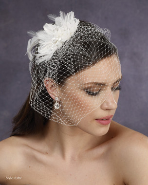 Marionat Bridal Headpieces 8389 - Marionat Bridal Accessories