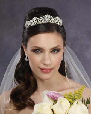 Marionat Bridal Headpieces 8351 - Marionat Bridal Accessories