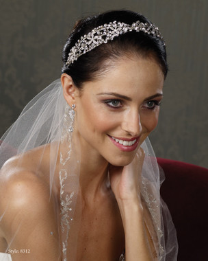 Marionat Bridal Headpieces 8312 - Marionat Bridal Accessories
