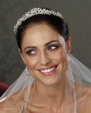 Marionat Bridal Headpieces 8311 - Marionat Bridal Accessories