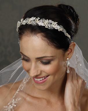 Marionat Bridal Headpieces 8308 - Marionat Bridal Accessories