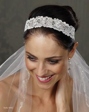 Marionat Bridal Headpieces 8302 - Marionat Bridal Accessories