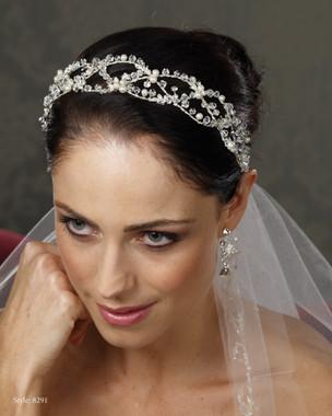 Marionat Bridal Headpieces 8291 - Marionat Bridal Accessories