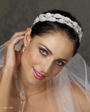 Marionat Bridal Headpieces 8288 - Marionat Bridal Accessories