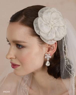 Marionat Bridal Headpieces 8268 - Marionat Bridal Accessories