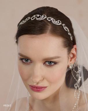 Marionat Bridal Headpieces 8263 - Marionat Bridal Accessories