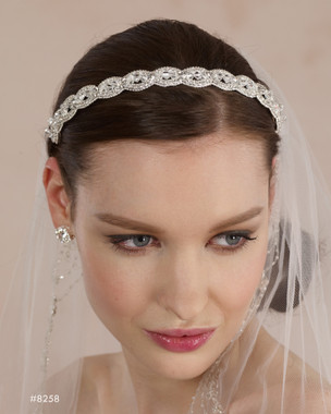 Marionat Bridal Headpieces 8258 - Marionat Bridal Accessories