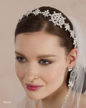 Marionat Bridal Headpieces 8255 - Marionat Bridal Accessories
