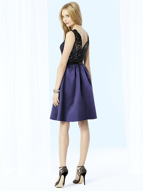 After Six Bridesmaids Dress Style 6707 by Dessy - Matte Satin - Quick Ship